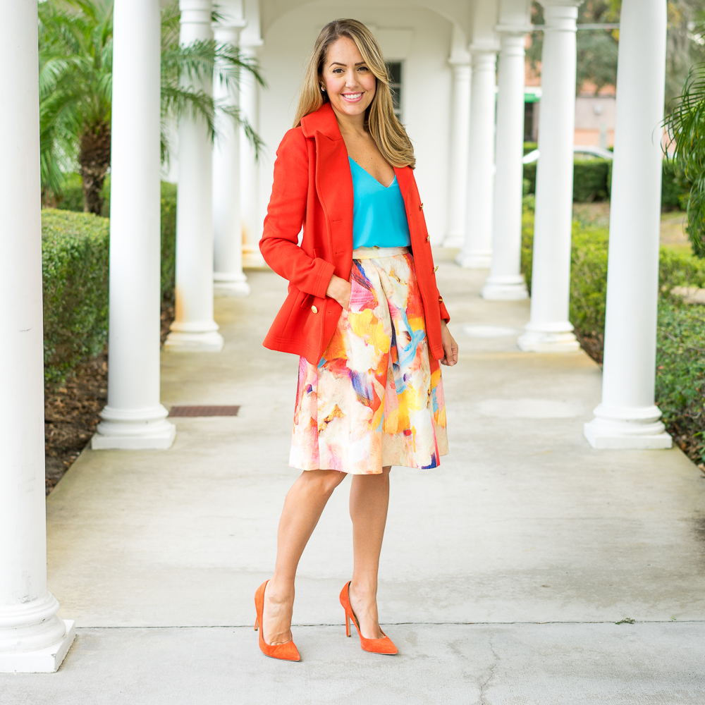 work outfit inspiration-work style-work wear 4